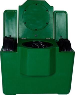 zitbank groen